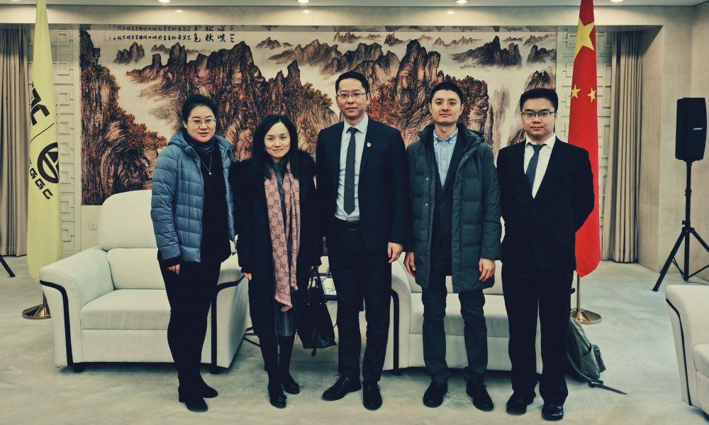 纵横五洲研究院与毕马威(中国)共商合作