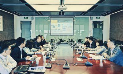 公司赴广州地铁集团开展调研交流
